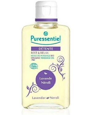 Массажное масло для тела Puressentiel