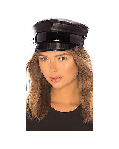Черная кепка Ruslan Baginskiy
