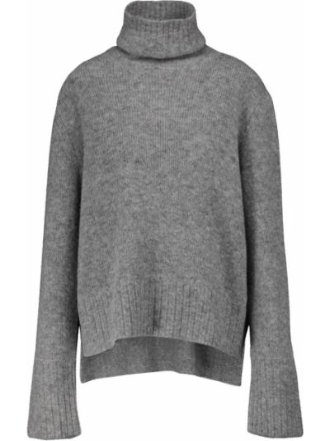 Шерстяной свитер - серый Dorothee Schumacher