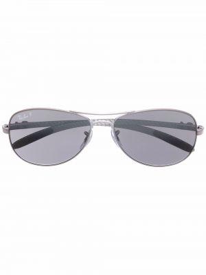 Okulary srebrne Ray-ban