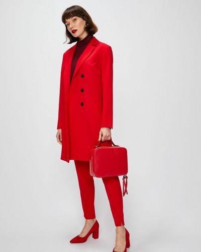 Утепленная куртка на пуговицах с карманами Answear