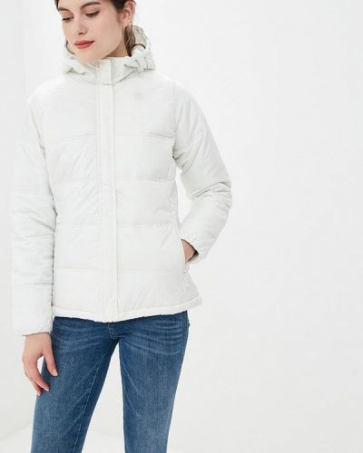 Утепленная куртка - белая Umbro