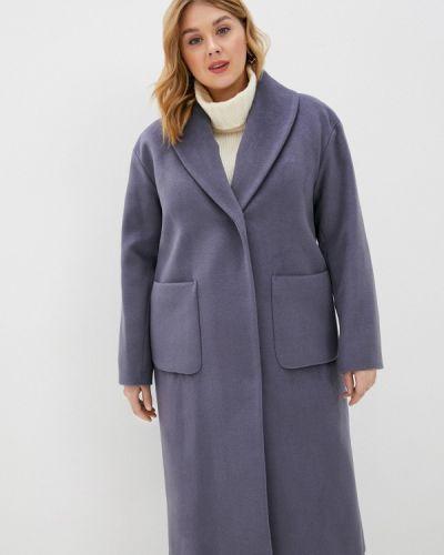 Фиолетовое пальто синар