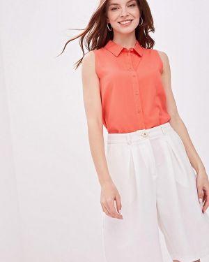 2ffb74bff33 Женские коралловые блузки без рукавов - купить в интернет-магазине ...