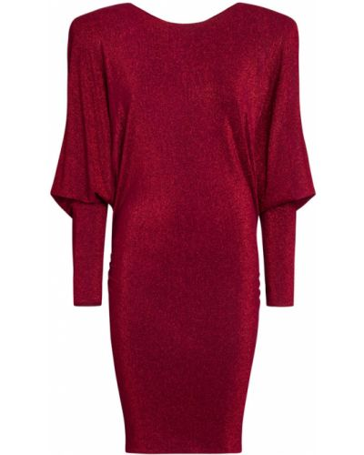 Czerwona sukienka Alexandre Vauthier