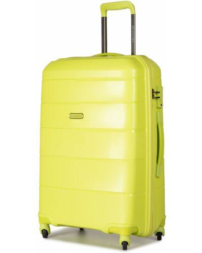 Zielona walizka Puccini