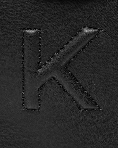 Сумка вечерняя - черная Kendall + Kylie
