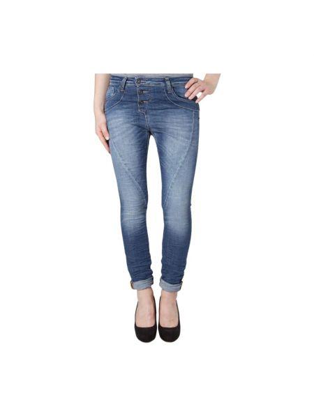Mom jeans - niebieskie Please