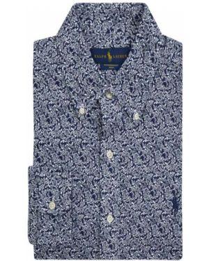 Koszula z mankietami wełniany Polo Ralph Lauren