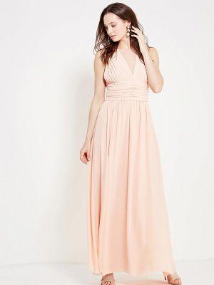 Вечернее платье розовое Motivi
