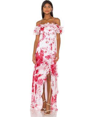 Biała sukienka na co dzień Keepsake