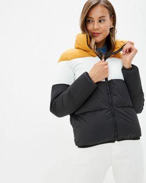 Утепленная куртка - оранжевая Vagi