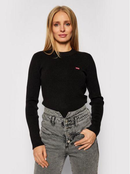 Czarny sweter Levi's