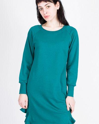 Платье весеннее бирюзовый From Us