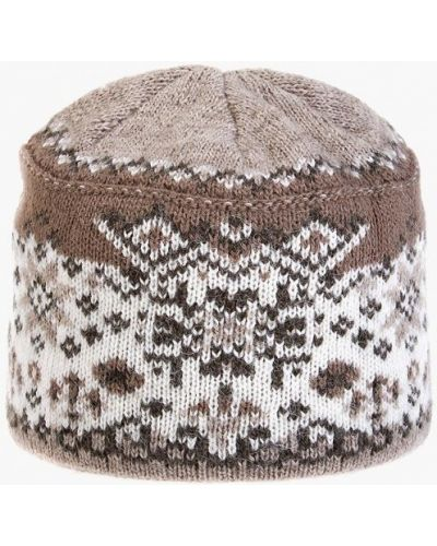 Белая шапка осенняя Vittorio Richi