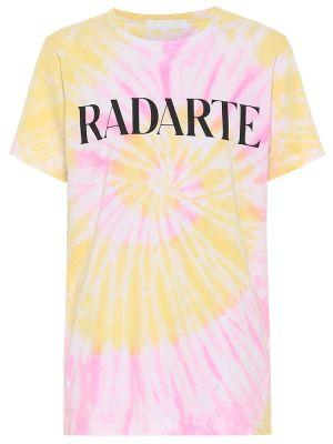 Ватная повседневная хлопковая рубашка Rodarte