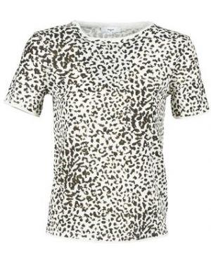 Biały t-shirt Suncoo