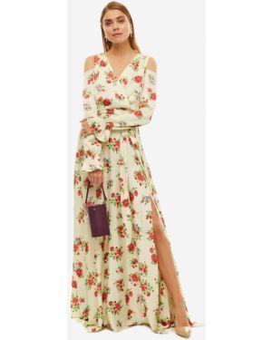 Платье с цветочным принтом Alisia Hit