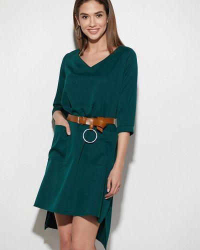 Платье прямое весеннее Karree