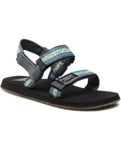 Szare sandały na lato Quiksilver