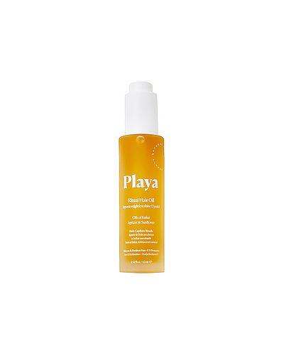 Масло для волос натуральный Playa