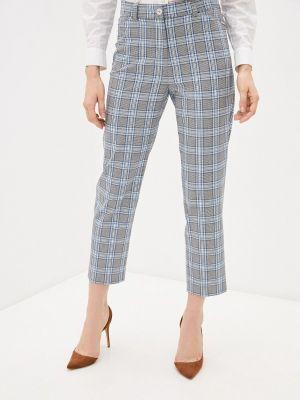 Зауженные серые брюки Helmidge