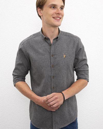 Рубашка - серая U.s. Polo Assn.