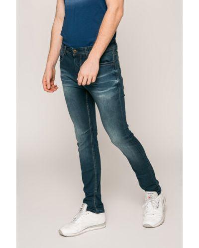 Синие джинсы-скинни Sublevel