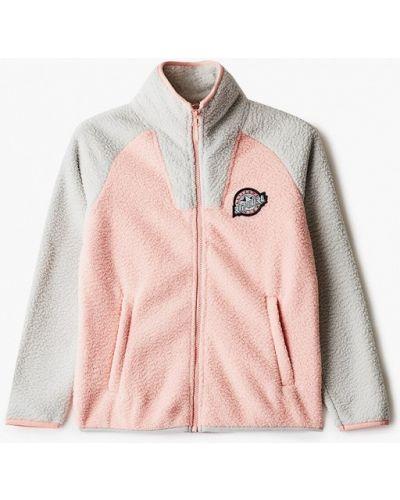 Розовая олимпийка Rip Curl