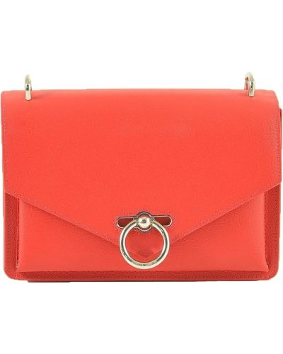 Czerwona torba na ramię Rebecca Minkoff