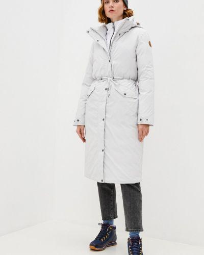 Серая утепленная куртка Icepeak