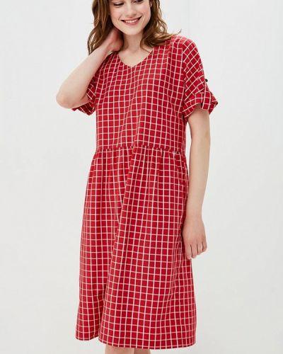 Красное платье Eliseeva Olesya