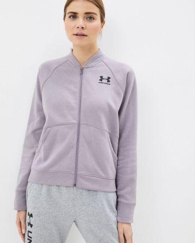 Фиолетовая толстовка Under Armour
