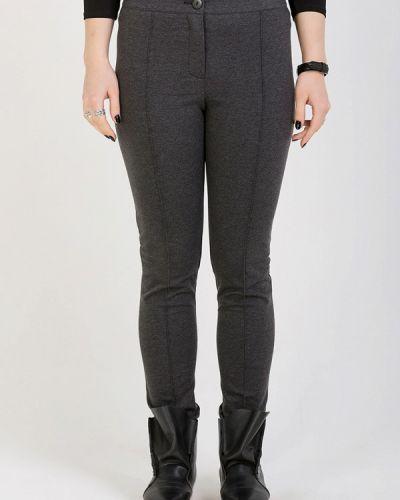 Повседневные серые брюки Lada Kalinina