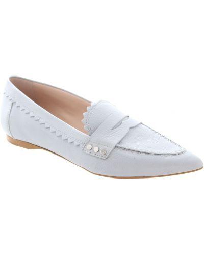 Niebieskie loafers Zinda