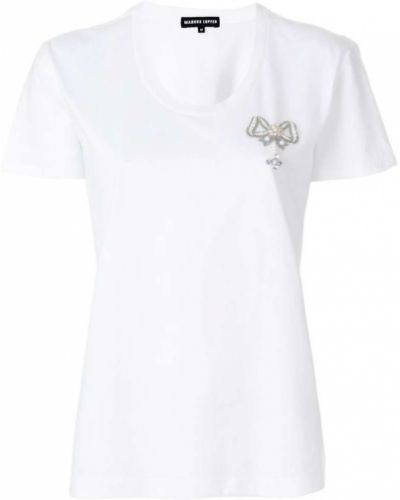 Белая футболка Markus Lupfer