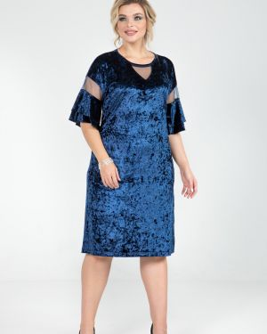 Вечернее платье миди марита