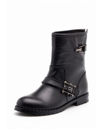 Черные ботинки Frivoli