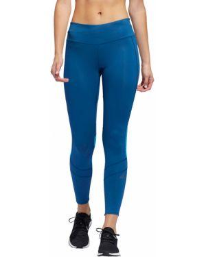 Niebieskie rajstopy Adidas