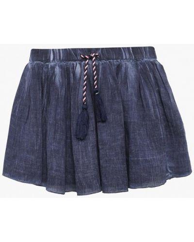 Синяя юбка 3 Pommes