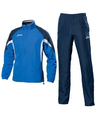 Спортивный костюм сетчатый - синий Asics