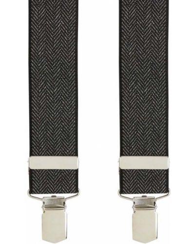Szelki bawełniane - czarne Lloyd Men's Belts