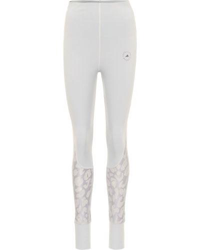 Серые леггинсы для йоги Adidas By Stella Mccartney