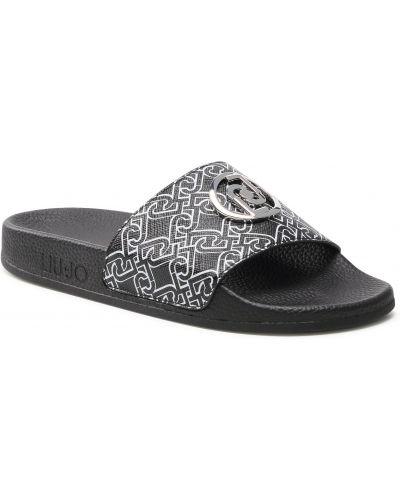 Czarne sandały Liu Jo