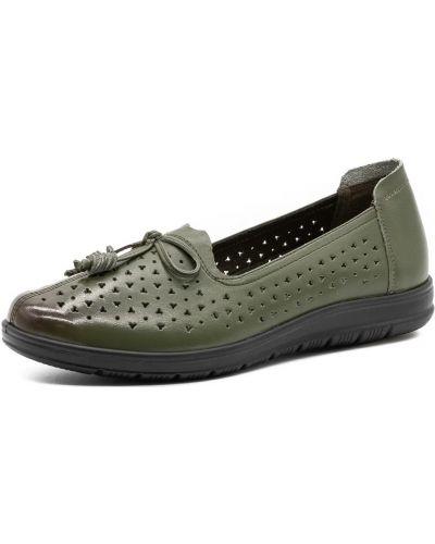 Туфли - зеленые Baden