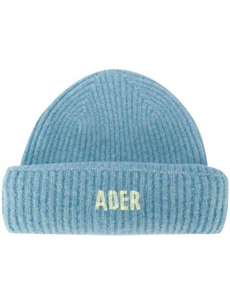 Akryl niebieski czapka Ader Error