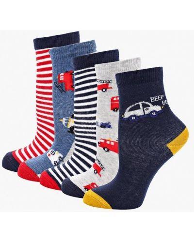Носки красные синие Marks & Spencer