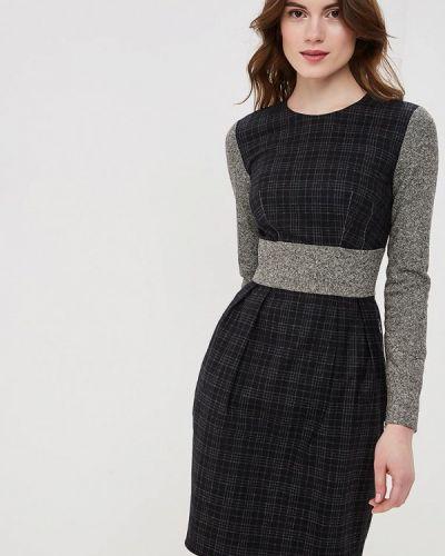 Платье осеннее черное Maria Rybalchenko