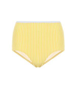 Бикини - белый Solid & Striped