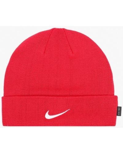 Шапка - красная Nike